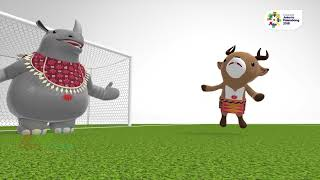Gambar cover TVC ASIAN GAMES 2018 ANIMATION