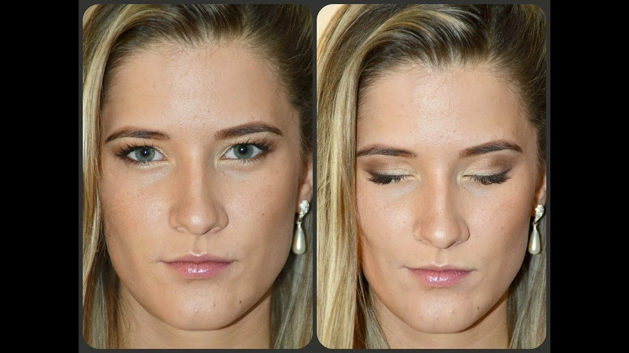 Make Up Perfect For Blondes Or Green Eyes By Artdeco Make Up Youtube