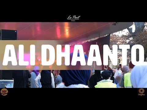 ALI DHAANTO - Imagine Festival Uddevalla 2018