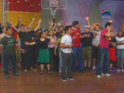 Banda Canal da Graça - Música: Vento - Ao Vivo no Programa Point 21 - TV Século 21 ASJ