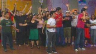 Baixar Banda Canal da Graça - Música: Vento - Ao Vivo no Programa Point 21 - TV Século 21 (ASJ)
