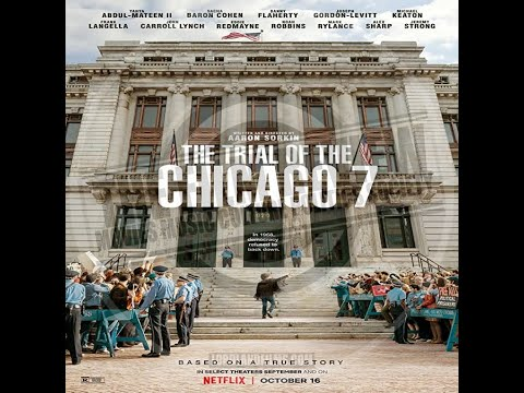 'THE CHICAGO 7' MOVIE REVIEW | #TFRPODCASTLIVE EP135 | LORDLANDFILMS