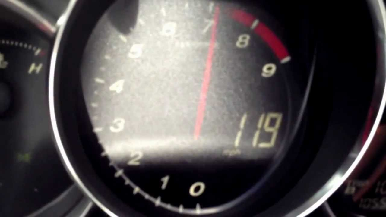 Mazda RX-8 Top Speed - YouTube