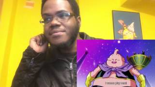 Majin Buu Vs Basil (Part 1) | Dragon Ball Super Episode 79 | English Sub Reaction