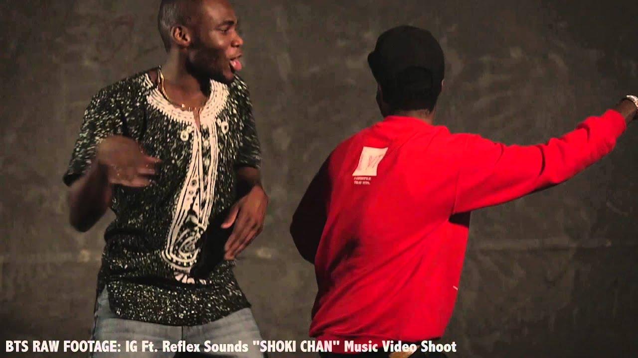 """Bts Ig: IG Ft. Reflex Sounds """"SHOKI CHAN"""" Music Video [ HD"""