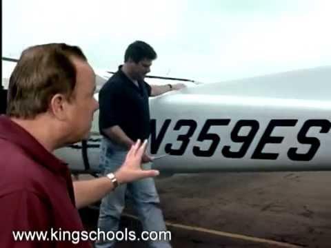Performing an Instrument (IFR) Pre-flight Check- KINGSCHOOLS.COM