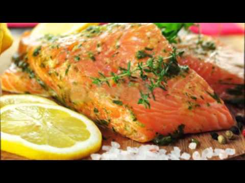 как запечь красную рыбу чтобы она была сочной в духовке