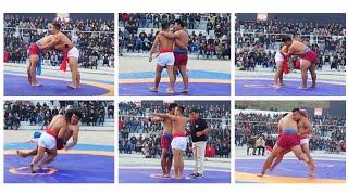 Vekutho vs Kezhavizo | Hornbill wrestling 2019