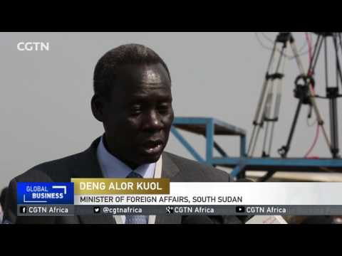 Morocco's King Mohammed VI visits South Sudan