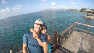 Sandals LaSource Grenada - Wes and Katie Oct 2014