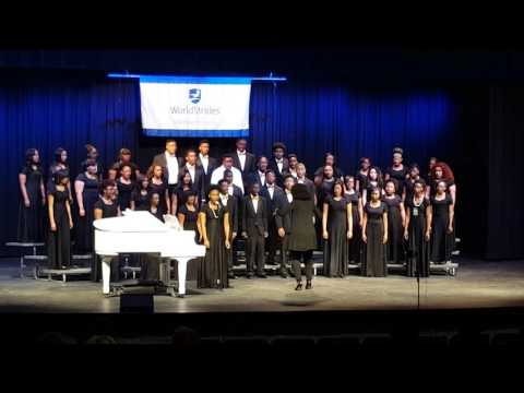Laurel high school choir Mississippi