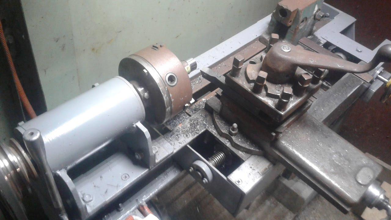 Как сделать самодельный токарный станок по металлу фото 276
