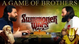 A Game of Brothers: Summoner Wars