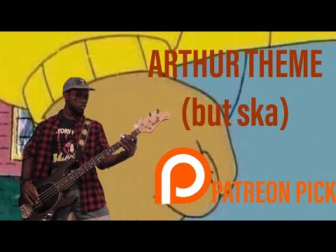 Aaron - Try NOT To Smile When You Listen To The SKA Cover Of The Arthur Theme