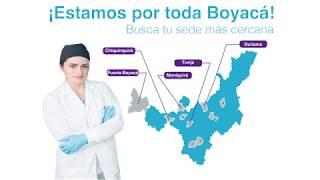 """CARVAJAL LABORATORIOS - """"IPS LÍDER EN BOYACA HACE 18 AÑOS"""""""
