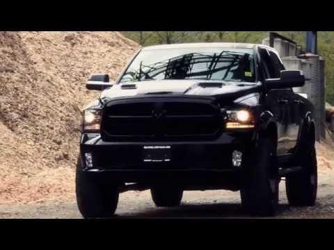 lifted 2014 dodge ram 1500 mopar kelowna the reaper kcd customs youtube - 2014 Dodge Ram Lifted Black