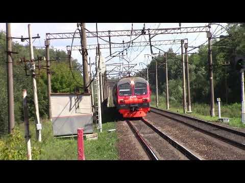ЭД4М-0127, платформа 95 км