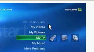 2 Free Windows Media Center Alternatives- Mediaportal, Gbpvr