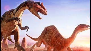 Allosaure : le dinosaure prédateur implacable - ZAPPING SAUVAGE