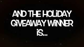 GIVEAWAY WINNER ANNOUNCEMENT! Thumbnail