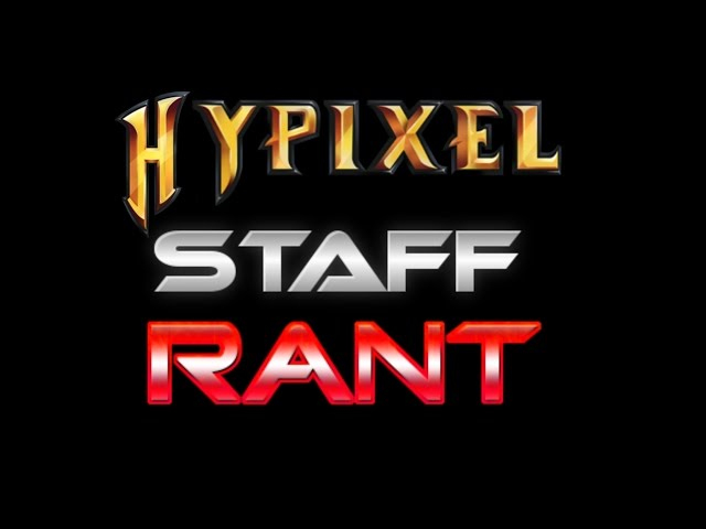 Why I've Lost Faith in the Staff Team (Rant)