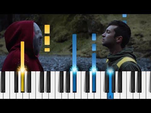 twenty one pilots: Jumpsuit - Piano Tutorial