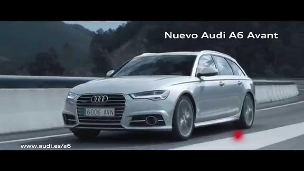 Anuncio Audi A6 Avant 2015 - YouTube