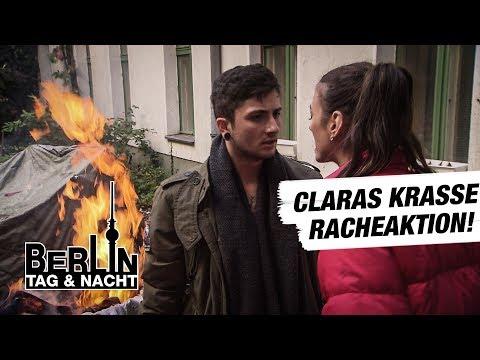 Berlin - Tag & Nacht - Claras krasse Rache-Aktion! #1582 - RTL II