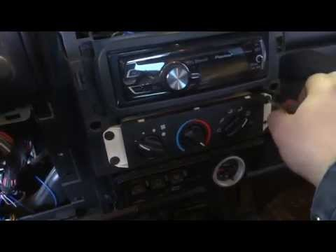 Jeep Wrangler  LED Dash Light Conversion