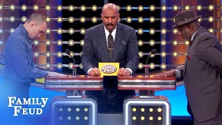 Ever had this done to your bottom? | Family Feud