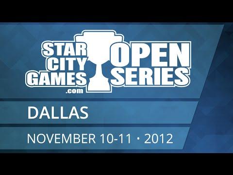 SCGDFW - 2012 - Standard - Round 8 - Gabriel Odom vs William Yowell