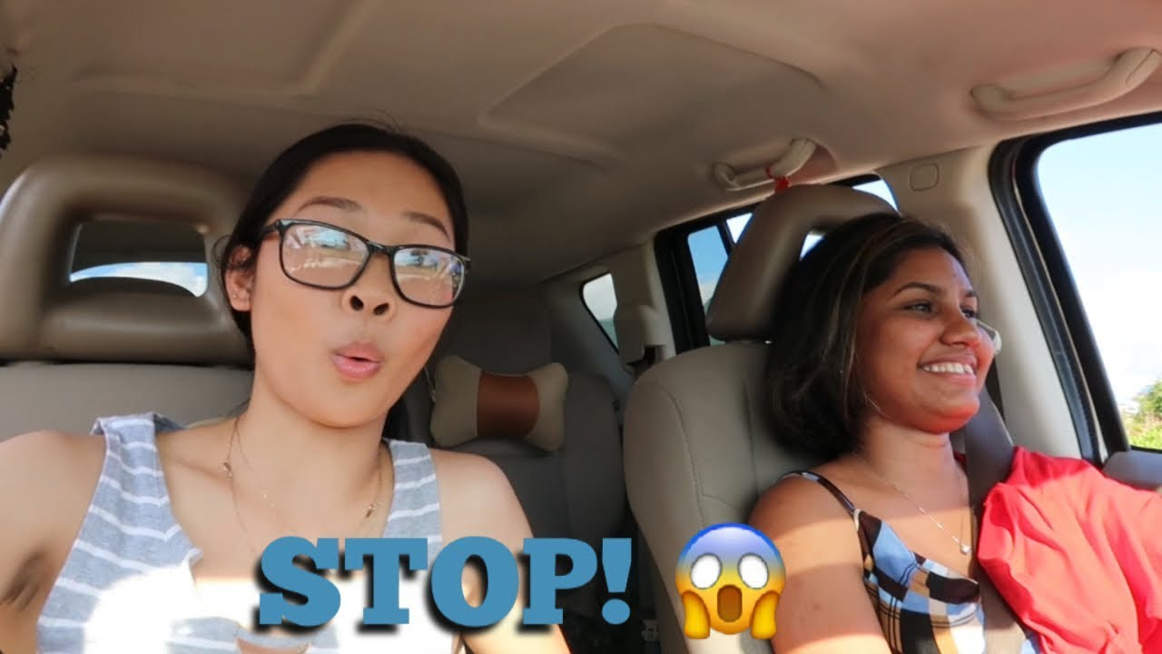 TEACHING MY FRIEND HOW TO DRIVE | BAD IDEA