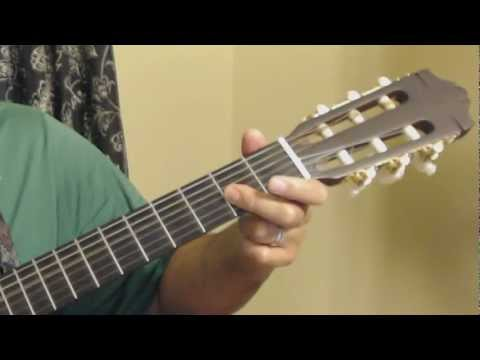 Guitar Tutorial  Jaded  Aerosmithwmv