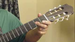 Guitar Tutorial - Jaded - Aerosmith.wmv