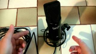 Bird UM1 - Mon nouveau Micro !