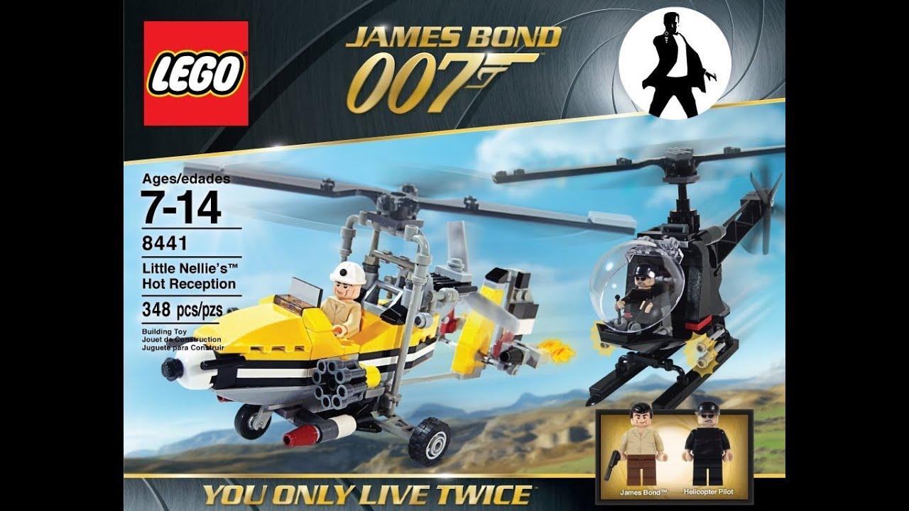 new 2014 lego james bond 007 sets rumours youtube. Black Bedroom Furniture Sets. Home Design Ideas