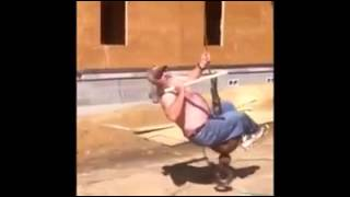 Miley Cyrus Wrecking Ball Construction Version Funny Parody