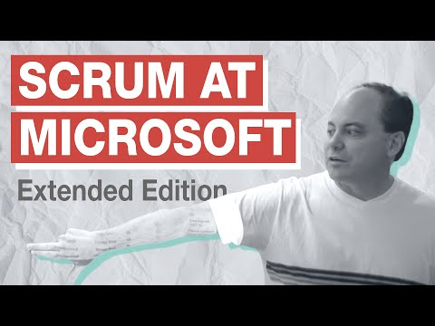 Scrum at Microsoft: See the TFS Agile Team do a Scrum (aka Stand Up) - Long