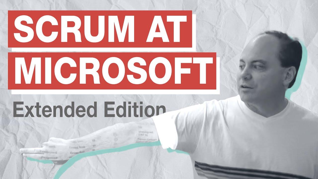 Scrum at Microsoft: See the TFS Agile Team do a Scrum (aka ...