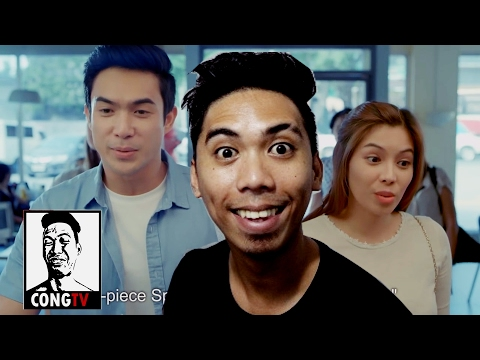 "JOLLIBEE COMMERCIAL ""VOW"" REACTION VIDEO"