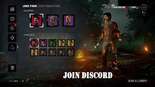 PROFILE SAVE HACKER ALL KILLERS/SURVIVORS LEGACY MAX BP MAX ITEMS 1.9.3