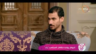 السفيرة عزيزة - أحمد ناصر : يتتحدث عن فكرة أغنية كليب