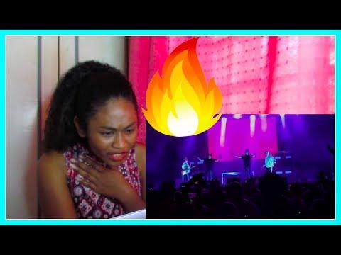 Hov1 - Hon dansar vidare i livet (Live) | Reaction