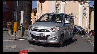 Impressioni di guida Hyundai i10 - Motor News n° 14 (2012)