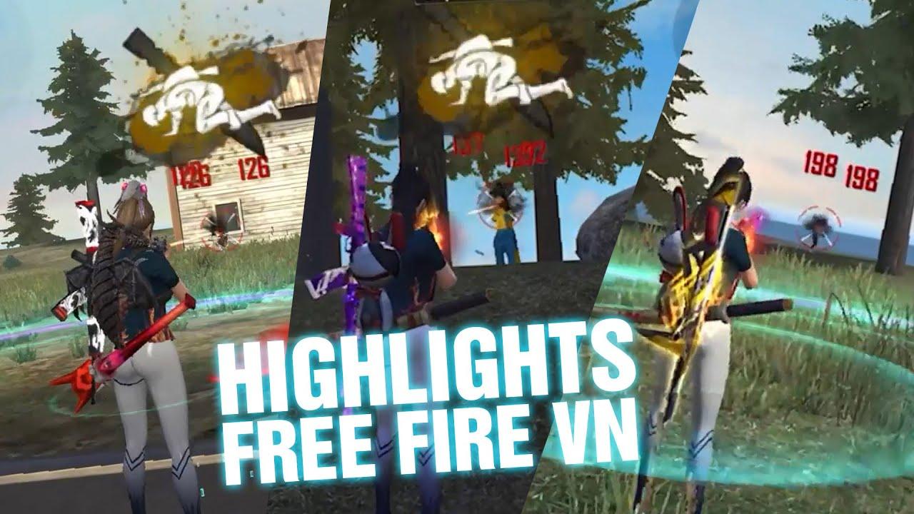 Highlights Free Fire Vn | Vô Lý Gaming | Headshot Không Khó