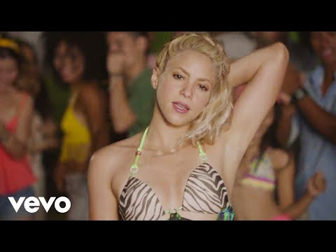 Thumbnail: Carlos Vives, Shakira - La Bicicleta (Official Video)