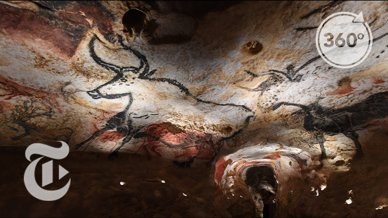 Lascaux Caves, Paleolithic and New Again | The Daily 360 | The New York Times