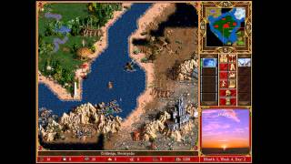 Heroes Of Might and Magic 3 (PC) Gameplay COMENTADO