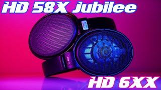 Massdrop x Sennheiser HD 58X Jubilee VS HD 6XX: Gamers Review