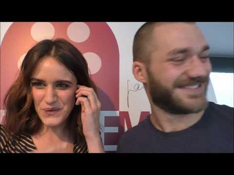 Videointervista a Lorenzo Richelmy e Valentina Bellè in Una questione privata, su SpettacoloMania.it